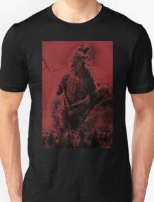 Godzilla 2014 Red T-Shirt