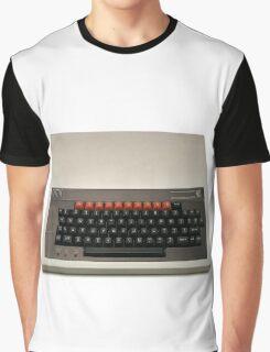 Retro Computing - BBC Micro Graphic T-Shirt