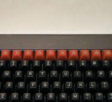 Retro Computing - BBC Micro Sticker