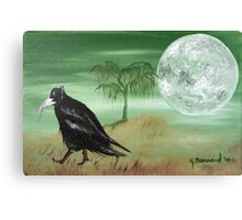 Willow Merrymoon Canvas Print