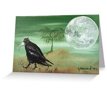 Willow Merrymoon Greeting Card