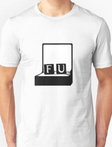 F.U Cufflinks House of Cards T-Shirt