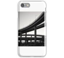 Spiral Highway, Yokohama Japan iPhone Case/Skin
