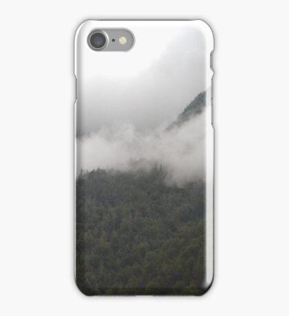 Cloudy Days in Bad Gastein iPhone Case/Skin