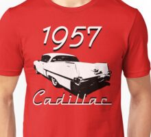 1957 Cadillac Unisex T-Shirt