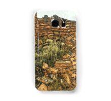 Prehistoric Southwest Pueblo Ruin Samsung Galaxy Case/Skin
