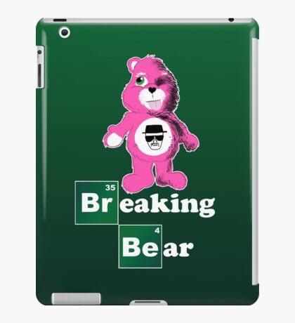 Breaking Bear (Care Bear Parody) iPad Case/Skin