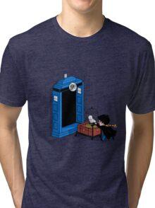 The Real Platform Tri-blend T-Shirt