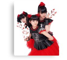 BABYMETAL - Day Of The Fox Canvas Print