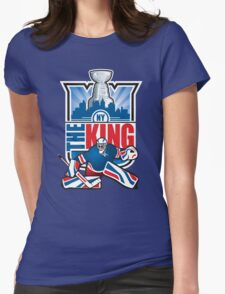 The KING Womens Fitted T-Shirt