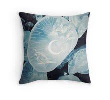 sky drifter. Throw Pillow