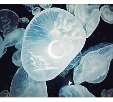 sky drifter. Photographic Print