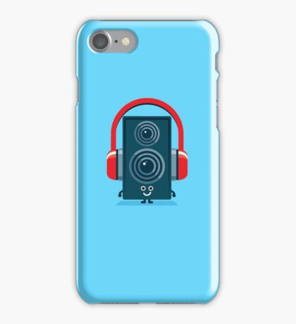 Character Building - Music Fan iPhone Case/Skin