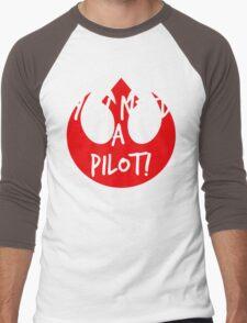 I Need A Pilot Men's Baseball ¾ T-Shirt