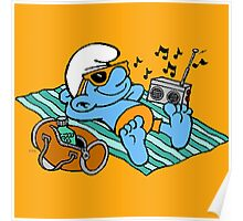 smurf Poster