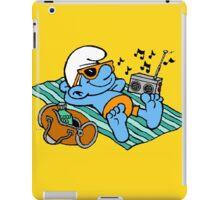 smurf iPad Case/Skin