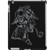 detective's kit and what-nots iPad Case/Skin
