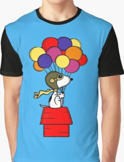 SnUPy Graphic T-Shirt