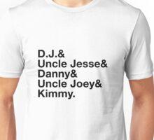 Full House Ampersand Design Unisex T-Shirt
