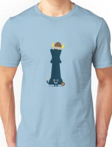 Character Building - Chess piece T-Shirt