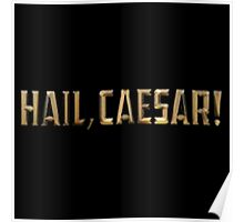 Hail Caesar the movie 2016 Poster