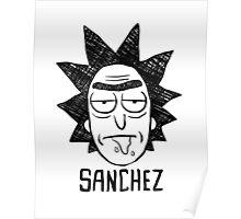 Heisenberg Rick Sanchez Poster