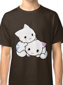 Cute anime kittens Classic T-Shirt