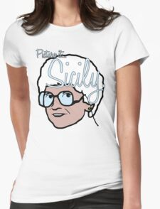 The Golden Girls Womens Fitted T-Shirt