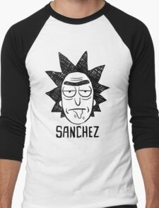 Heisenberg Rick Sanchez Men's Baseball ¾ T-Shirt