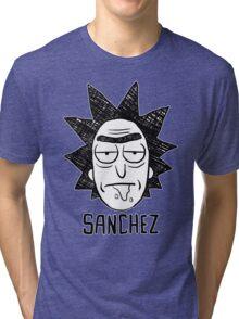 Heisenberg Rick Sanchez Tri-blend T-Shirt