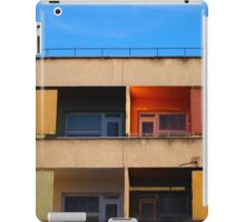 Striking colors photograph iPad Case/Skin