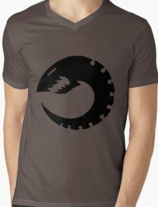 Tyranid Symbol Mens V-Neck T-Shirt