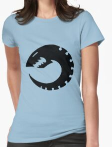 Tyranid Symbol Womens Fitted T-Shirt