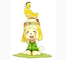 Animal Crossing Isabelle Unisex T-Shirt