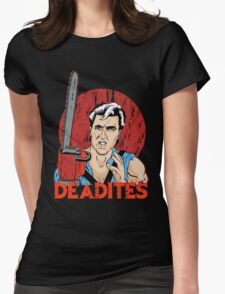 Ancient Deadites Womens Fitted T-Shirt