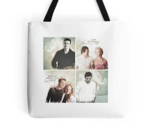Greys Anatomy - Tenry and Dizzie Tote Bag