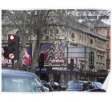 London Theatreland Poster