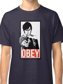 Ryo Saeba - City Hunter Classic T-Shirt