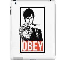 Ryo Saeba - City Hunter iPad Case/Skin