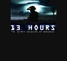 13 hours the secret soldiers of benghazi Unisex T-Shirt