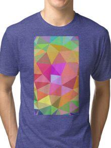 Rainbow Prism Tri-blend T-Shirt