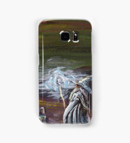The Grey Wanderer Samsung Galaxy Case/Skin
