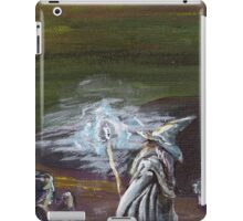 The Grey Wanderer iPad Case/Skin