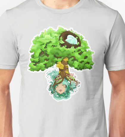 Tree maiden Unisex T-Shirt