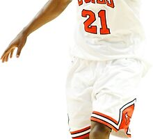 Jimmy Butler Chicago Bulls NBA Image by Ioander