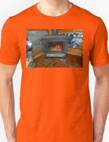 Keeping Warm..beautiful flames T-Shirt