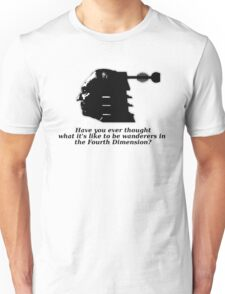 Doctor #1 (Doctor Who) Unisex T-Shirt