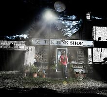 The Junk Shop by Nigel Bangert