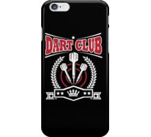 Dart Club iPhone Case/Skin