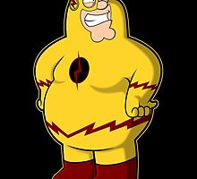 REVERSE FLASH by Betmac